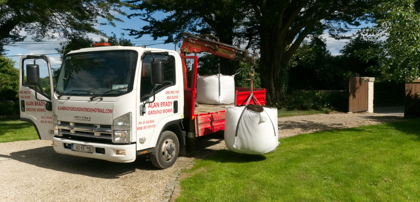 Grow Pro best Topsoil delivered