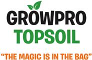 Grow Pro Topsoil Logo